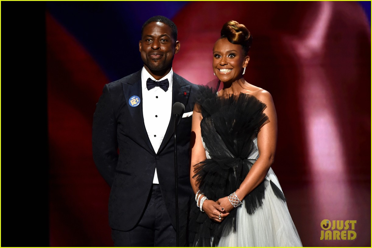 sterling k brown ryan michelle bathe couple up naacp image awards 014440955