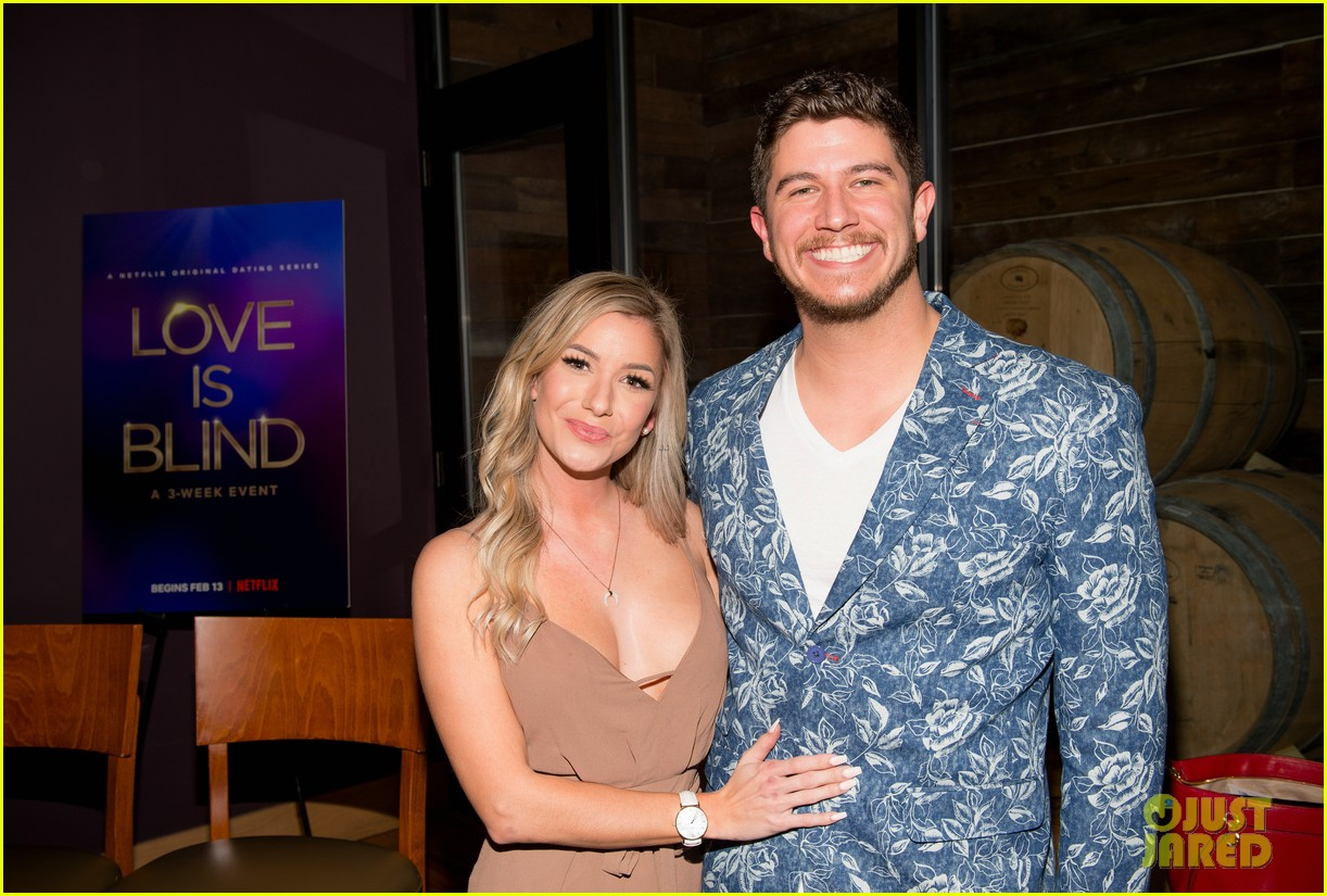 Love Is Blind Stars Reunite For Finale Viewing Party See Who Is Still Together Photo 4443665 Amber Pike Cameron Hamilton Carlton Morton Damian Powers Diamond Jackson Giannina Gibelli Kelly Chase