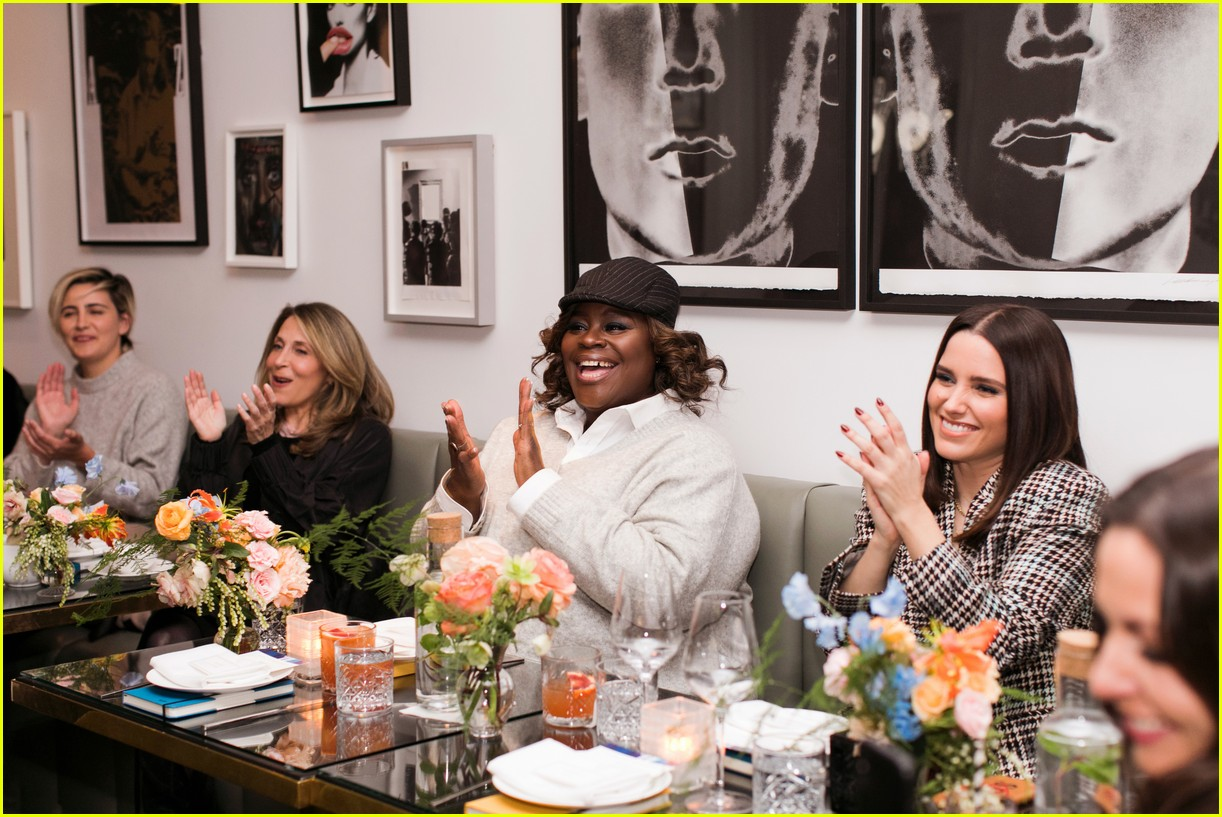 sophia bush podcast dinner 104430991