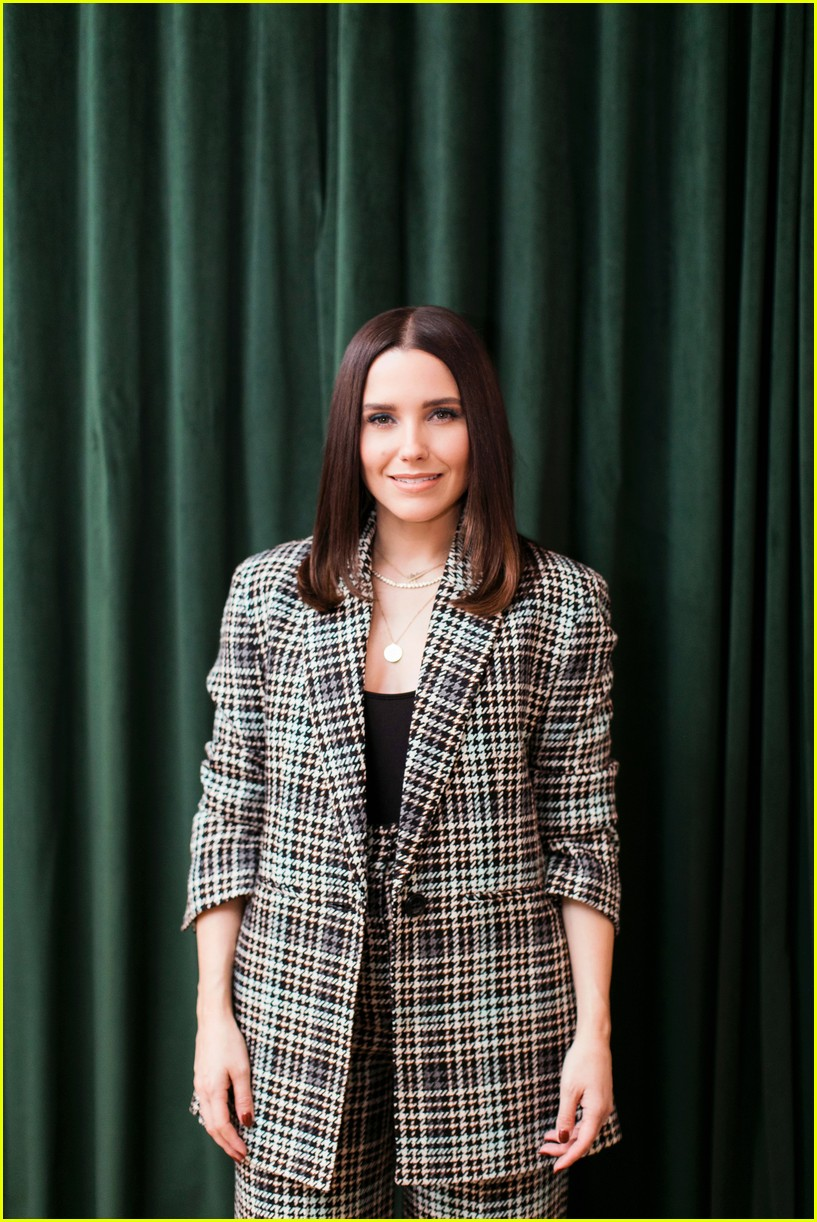 sophia bush podcast dinner 114430992