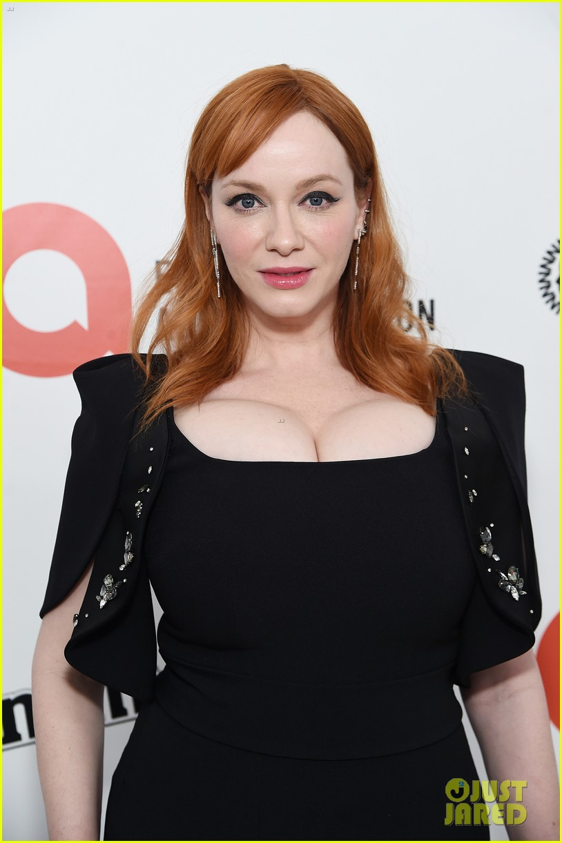 christina hendricks ashley greene christina ricci elton oscar party 164435420