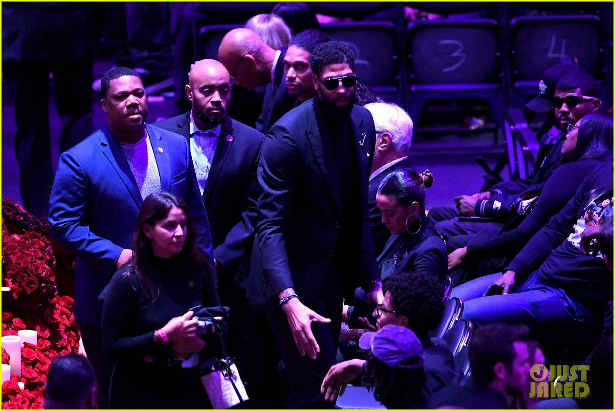 all these stars support kobe gianna bryant celebration of life 054441426
