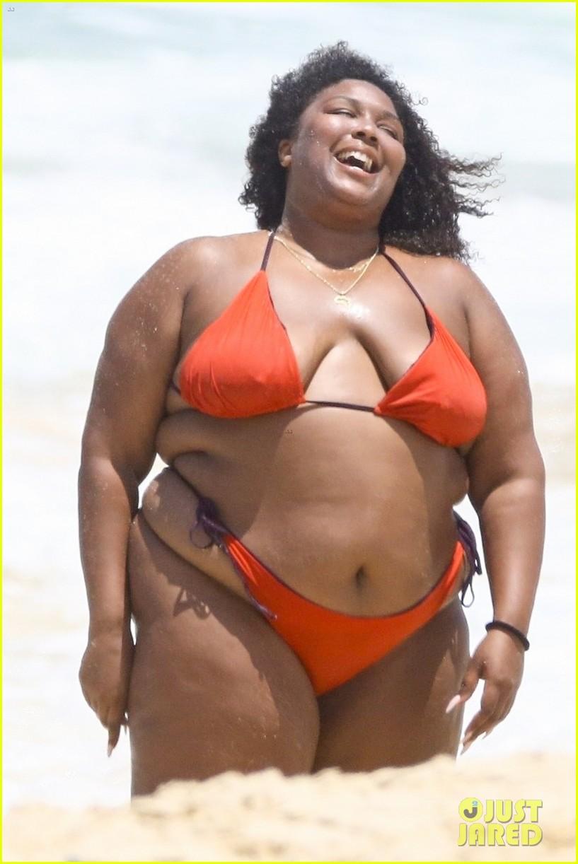 Red bikini picstures