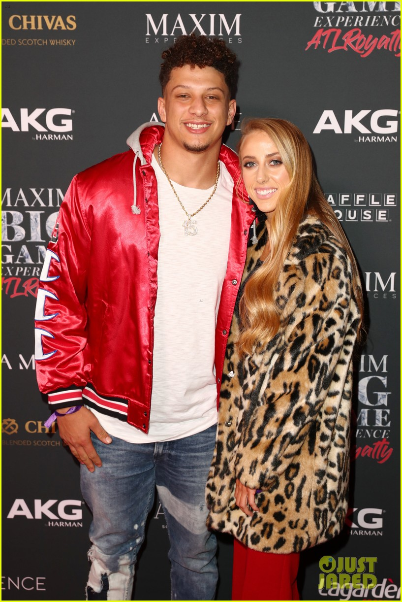 Patrick Mahomes Girlfriend Seems to Indicate That She