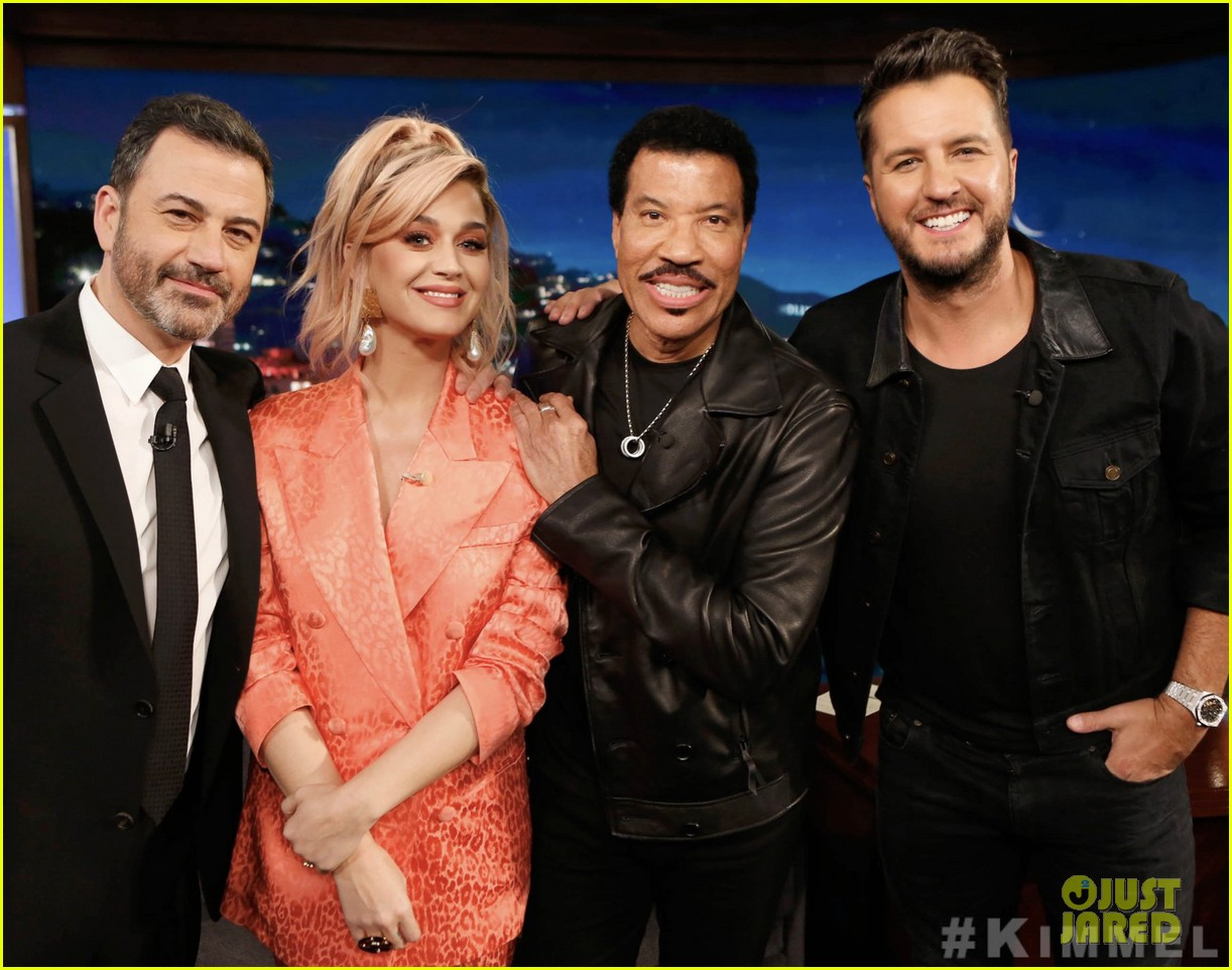 katy perry awkward moment revealing lionel richie luke bryan are not invited to her wedding 014437347