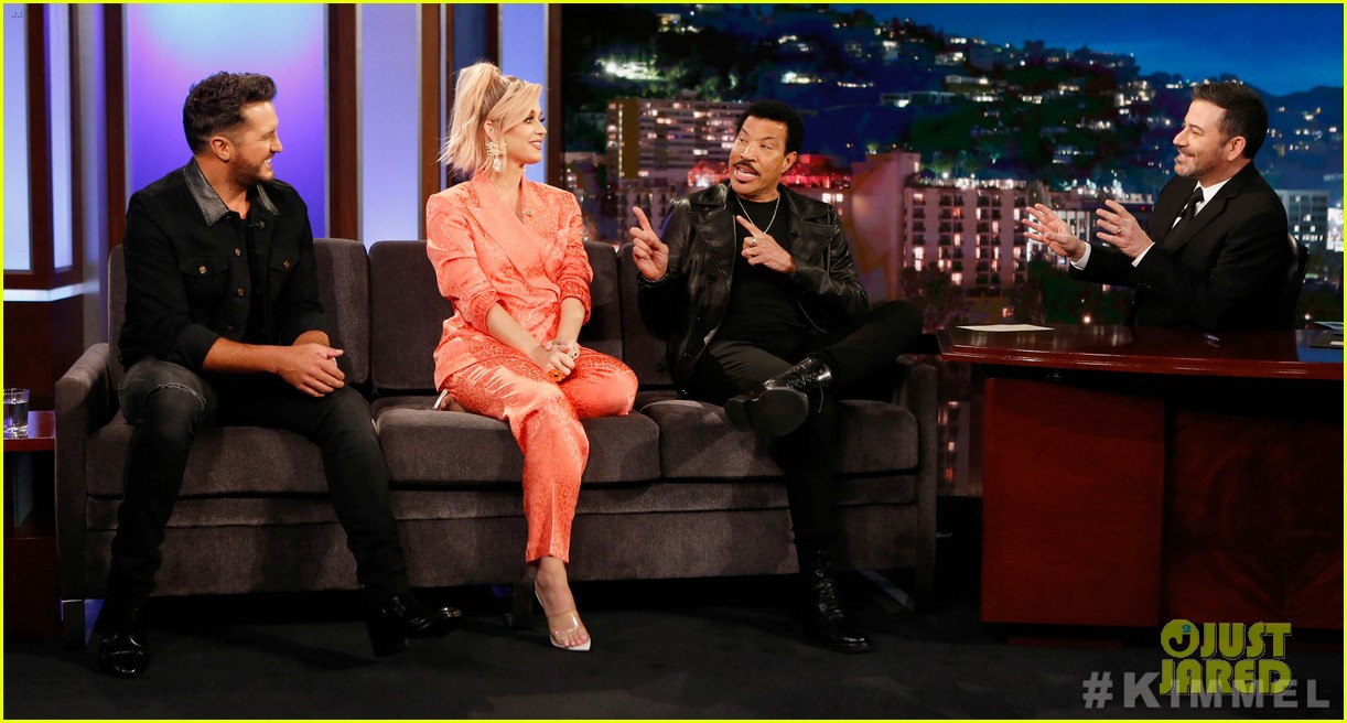 katy perry awkward moment revealing lionel richie luke bryan are not invited to her wedding 044437350