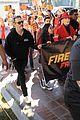 joaquin phoenix rooney mara fire drill friday with jane fonda 03