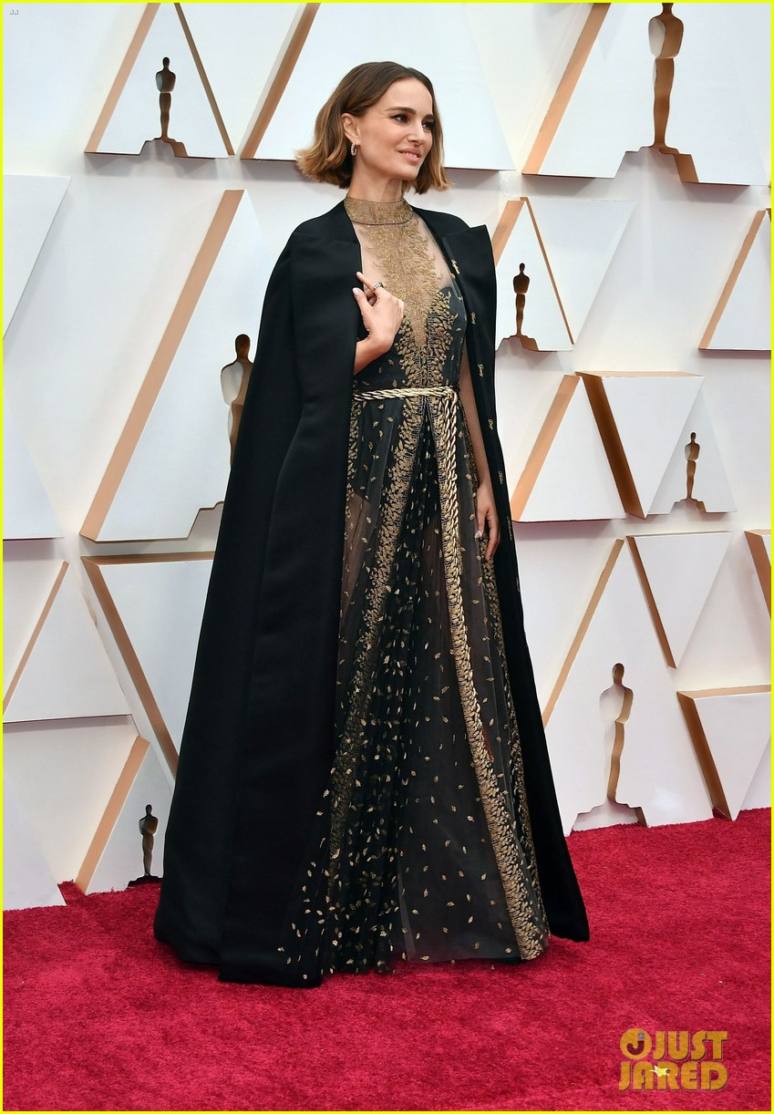 natalie portman oscars 2020 dress embroidered female directors who werent nominated 024433758
