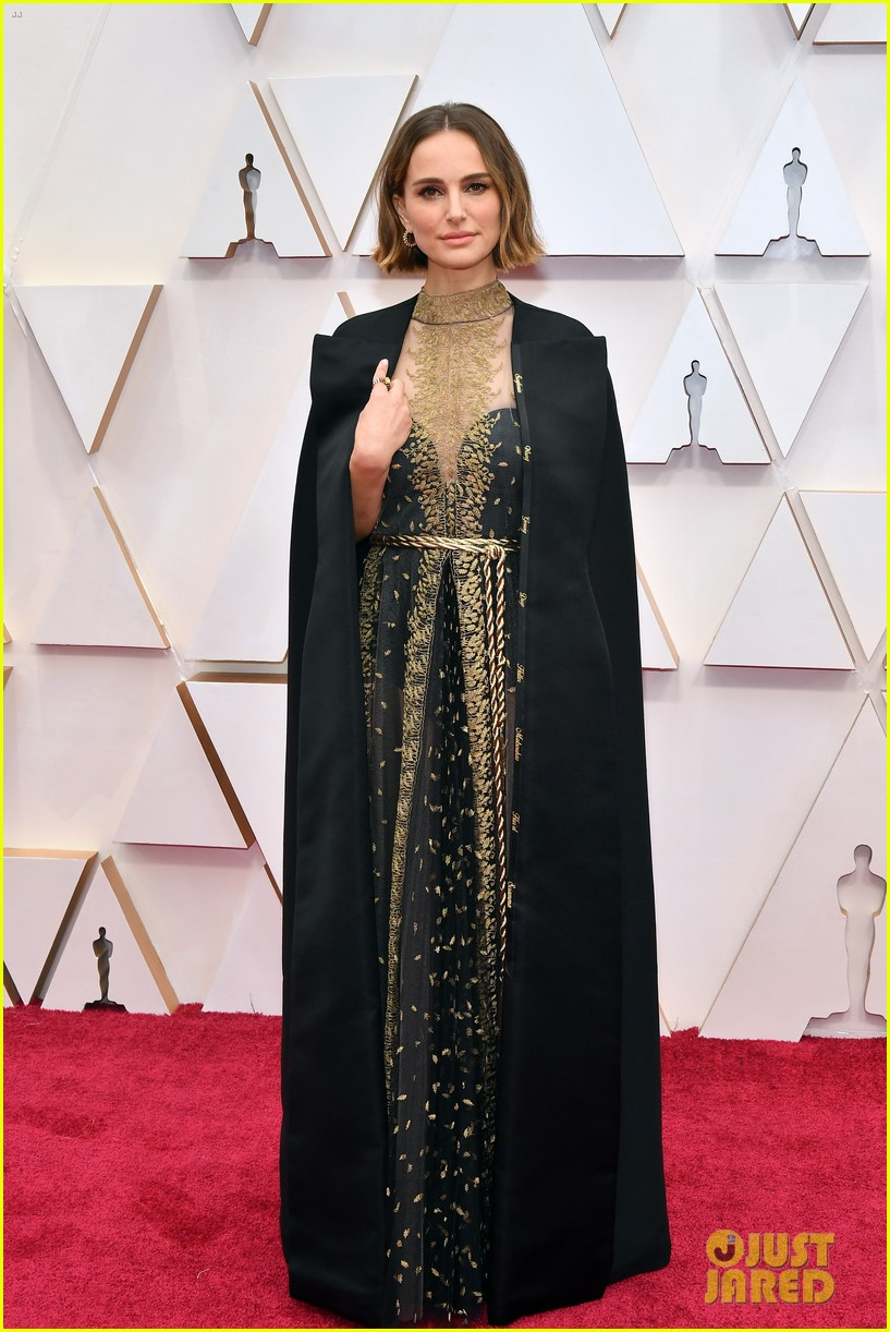 natalie portman oscars 2020 dress embroidered female directors who werent nominated 044433760
