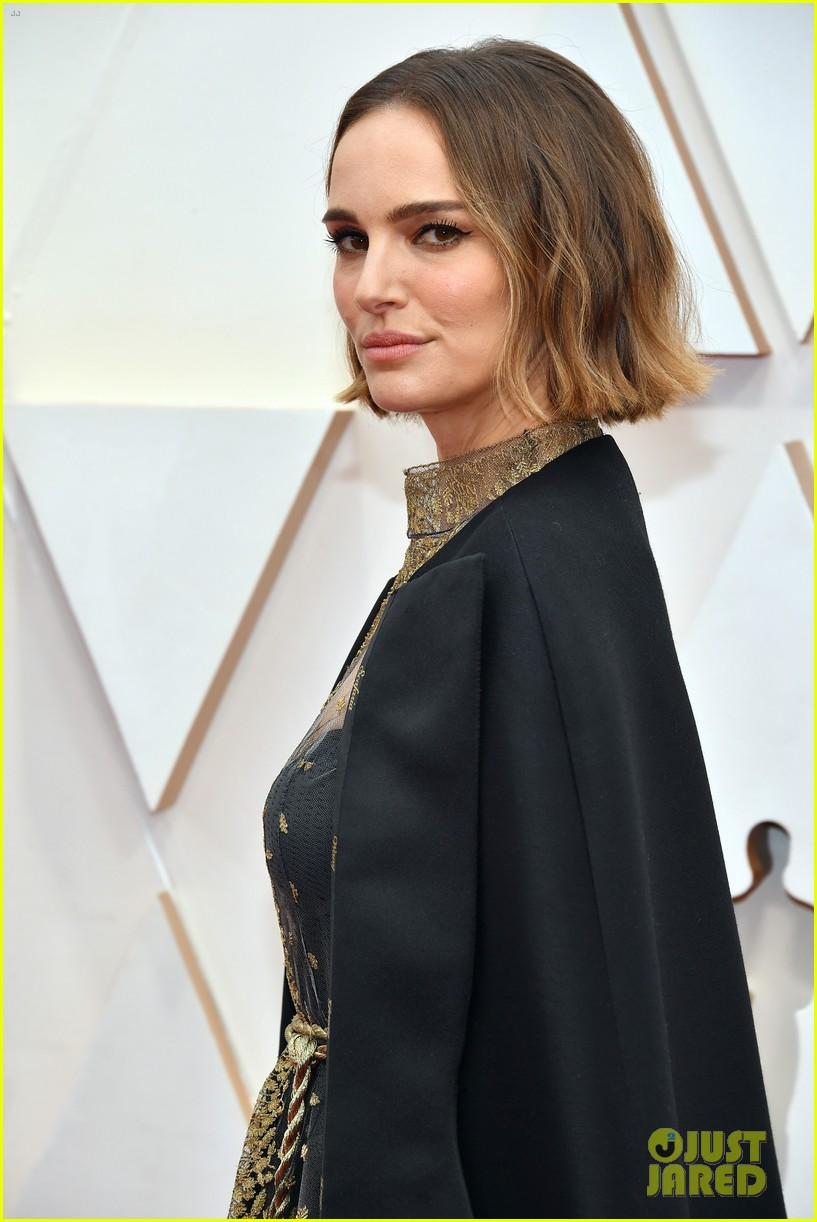 natalie portman oscars 2020 dress embroidered female directors who werent nominated 054433761