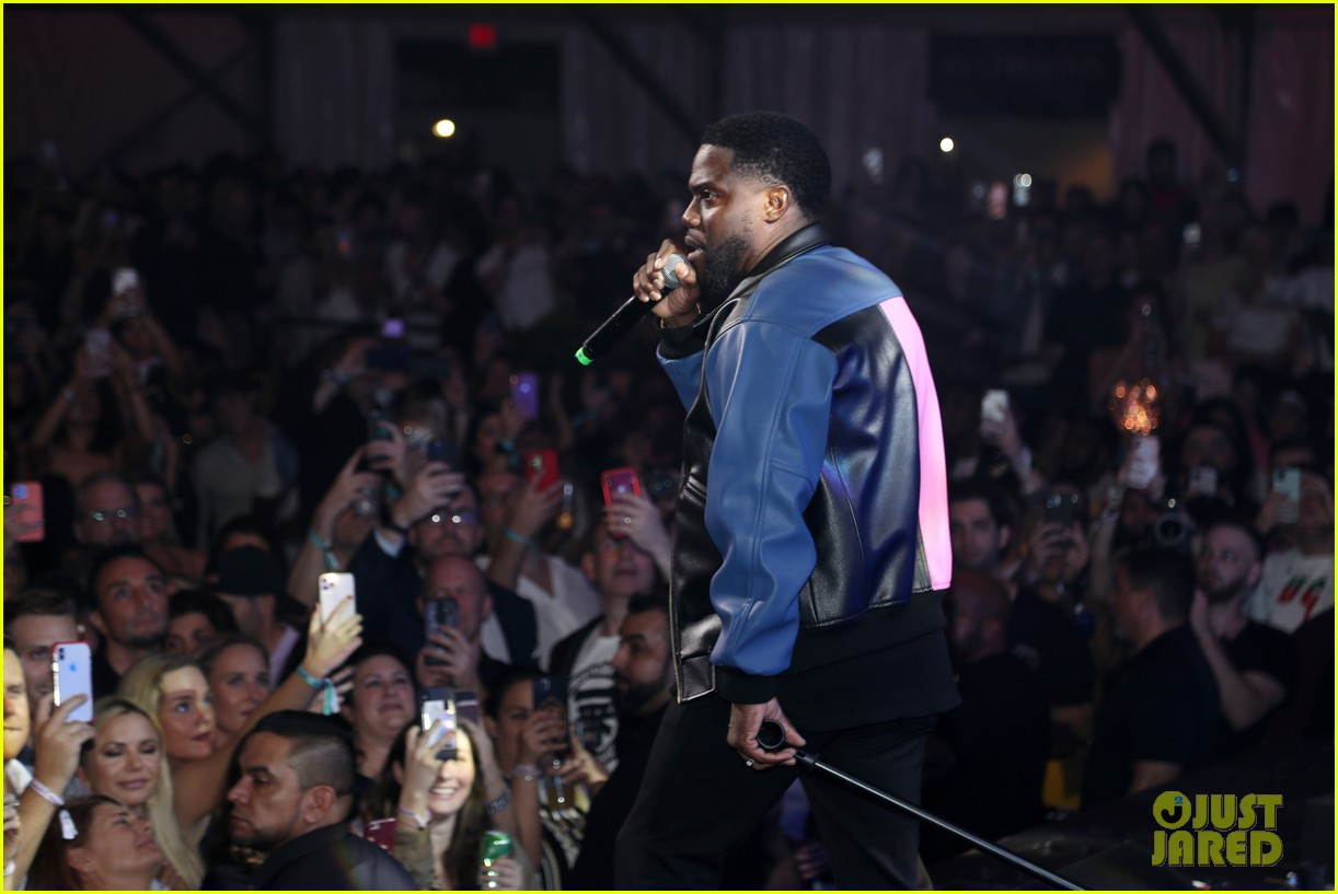 post malone performs at super bowl partykevin hart 224427689