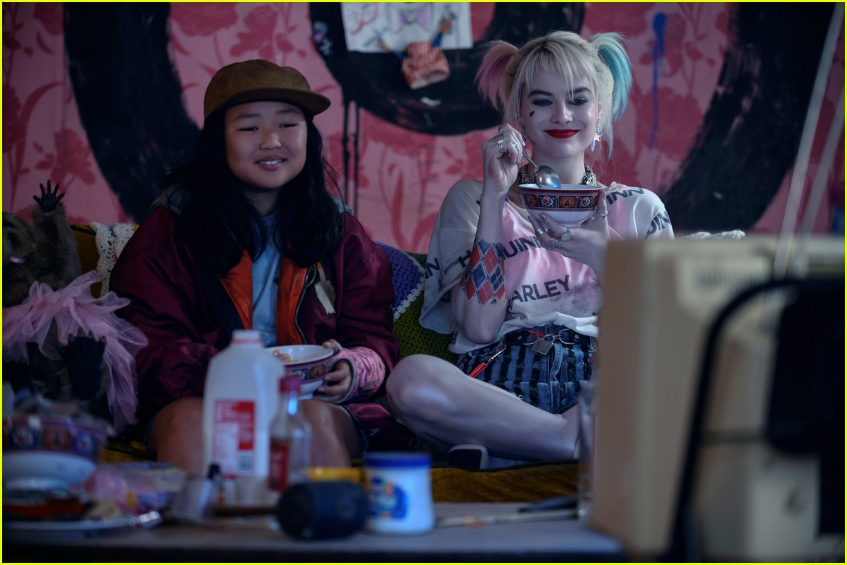 Is There A Birds Of Prey End Credits Scene After The Movie Photo 4430715 Birds Of Prey Margot Robbie Pictures Just Jared