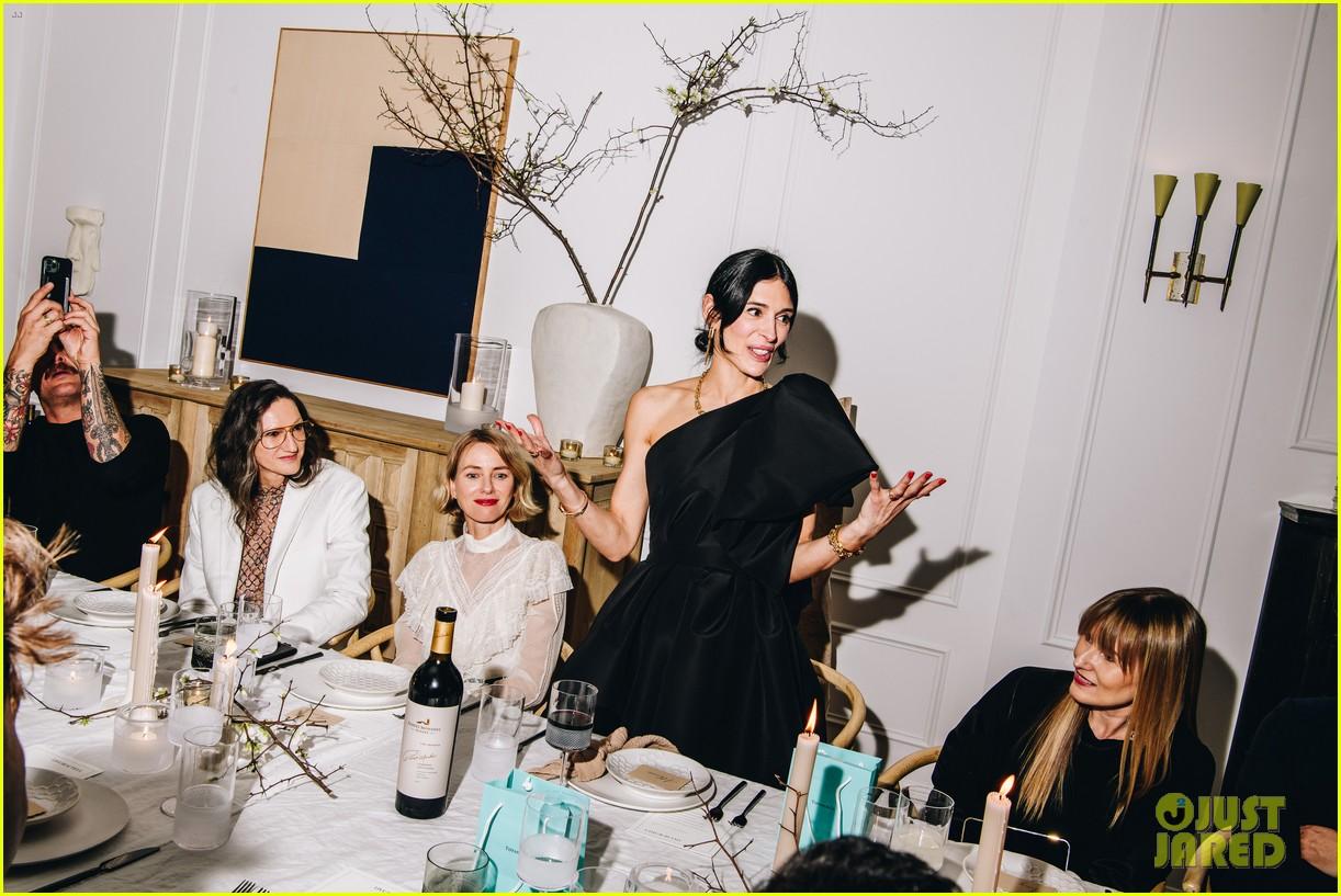 naomi watts raises toast for athena calderone at live beautiful launch dinner 044442037