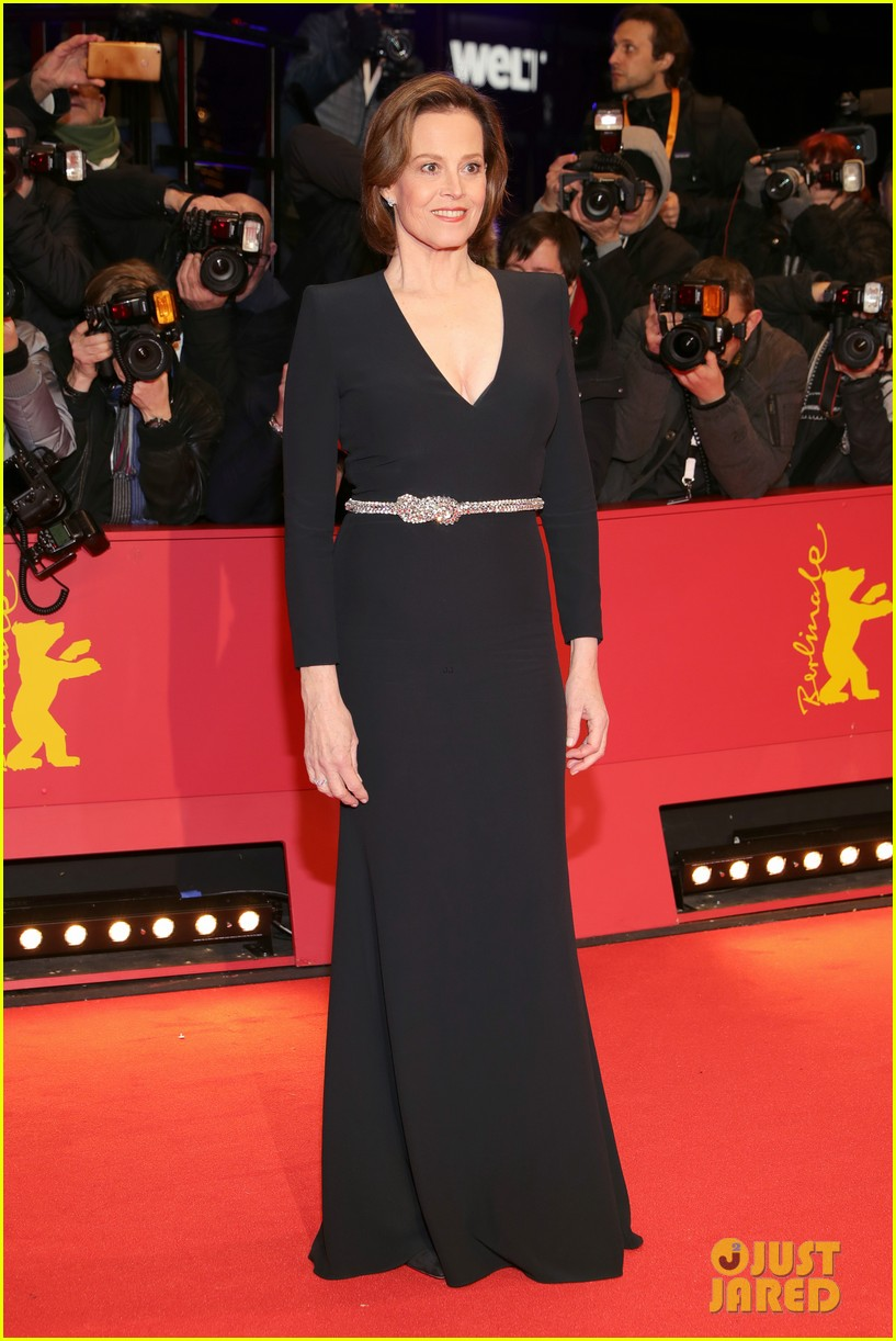 sigourney weaver says my salinger year at big step forward for women in film at berlin fest 044439819