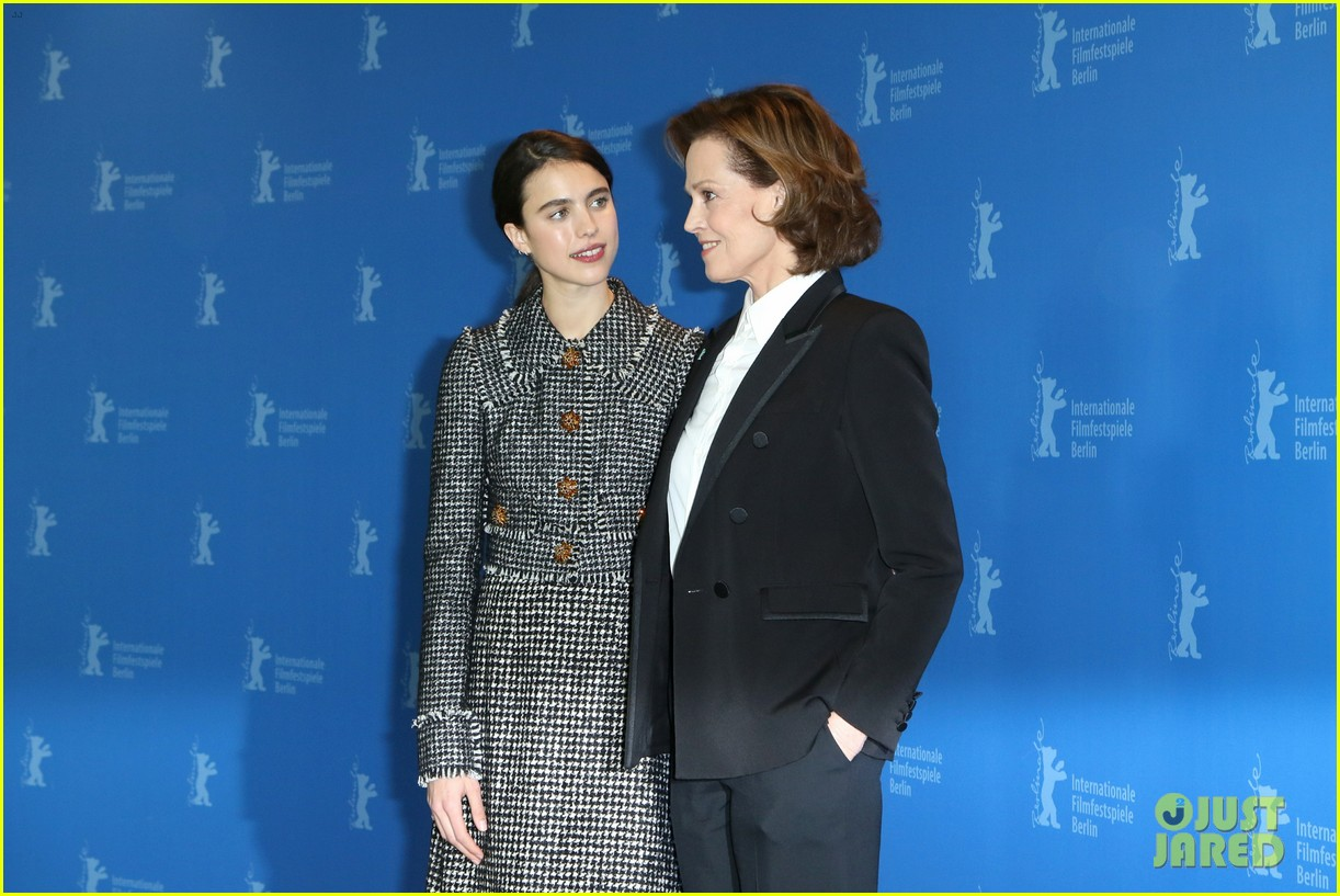 sigourney weaver says my salinger year at big step forward for women in film at berlin fest 144439829