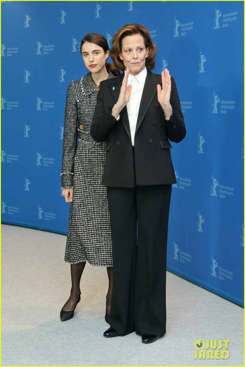 sigourney weaver says my salinger year at big step forward for women in film at berlin fest 154439830
