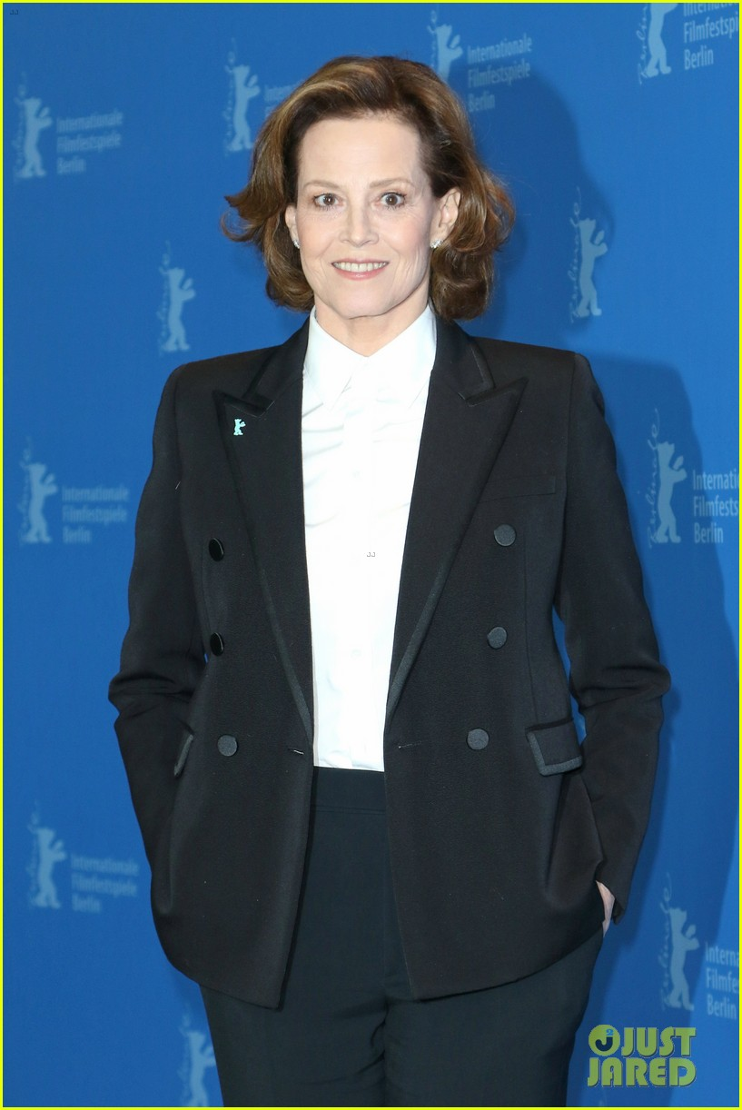 sigourney weaver says my salinger year at big step forward for women in film at berlin fest 204439835