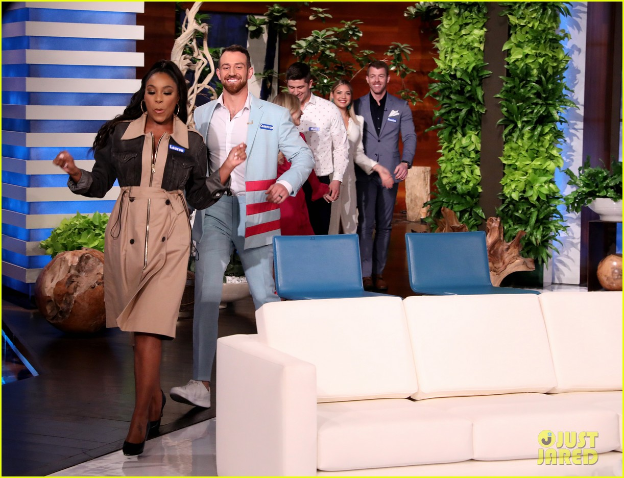 love is blind stars reveal how they ended up on the show on ellen video 034448178
