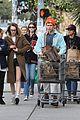ashley benson cara delevingne kaia gerber stock up on groceries together for quarantine 01