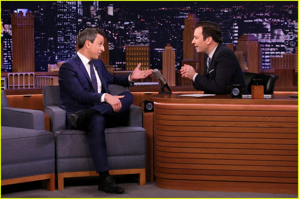 seth meyers fallon interview 024446758