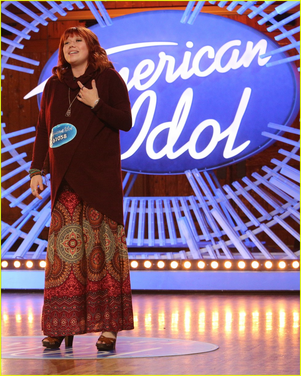 amber fiedler american idol audition 014449780
