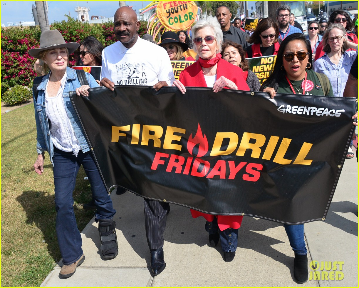 jane fonda fire drill friday march 014447121