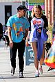 joe jonas gets handsy with sophie turner on lunch outing 13