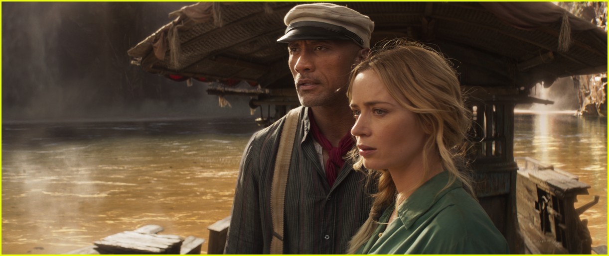 jungle cruise trailer takes dwayne johnson and emily blunt amazon adventure 034448144