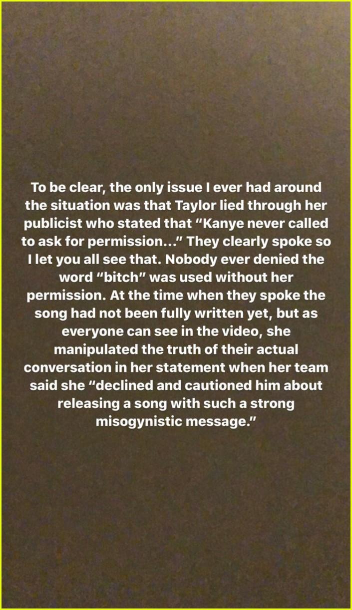 kim kardashian says taylor swift is lying 024450865