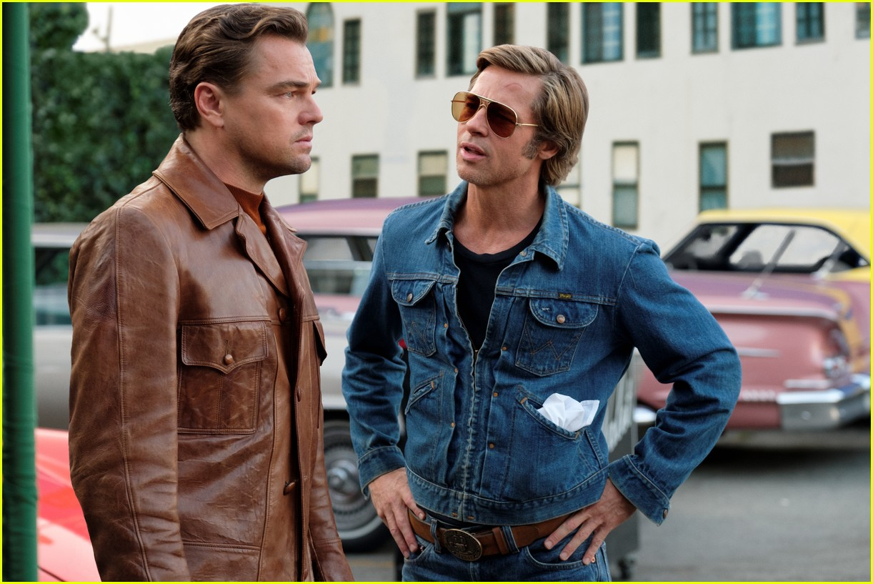 brad pitt in once upon a time in hollywood 094452271