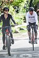 dennis quaid biking with fiancee laura savoie 25