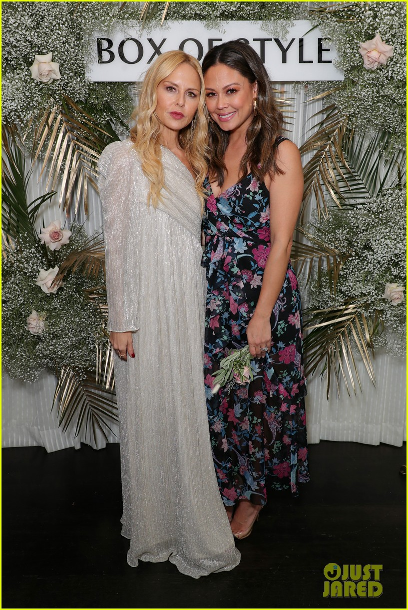 nikki reed ashley greene have mini twilight reunion at rachel zoes spring box of style 134448967