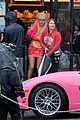 emmy rossum films final scenes for angelyne before production shuts down 04