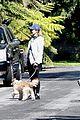 chris pratt katherine schwarzenegger walk with her family 21