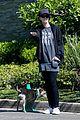 chris pratt katherine schwarzenegger walk with her family 25