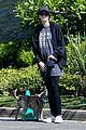 chris pratt katherine schwarzenegger walk with her family 33