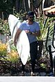 gerard butler goes for solo surf session in malibu 01