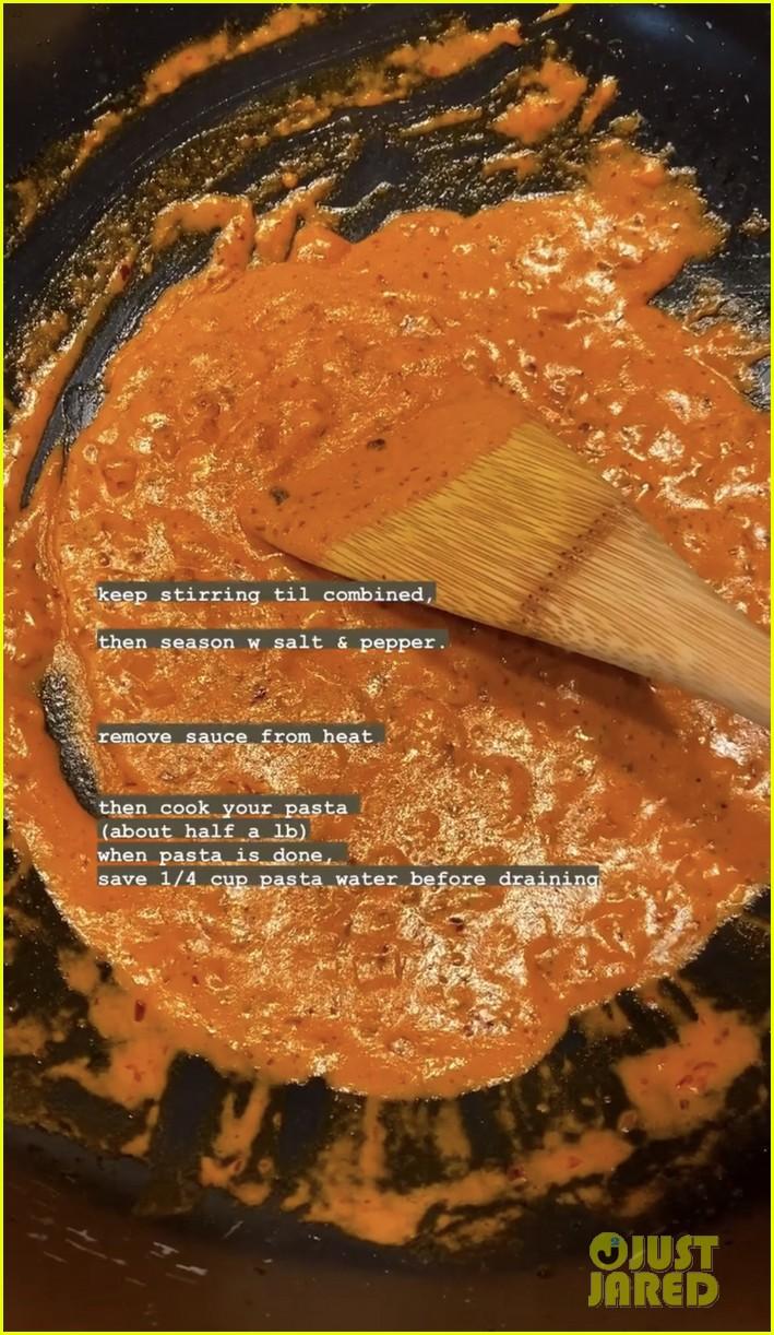 gigi hadid spicy salsa recipe no vodka 054456819