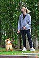 joe jonas sophie turner monday dog walk 21