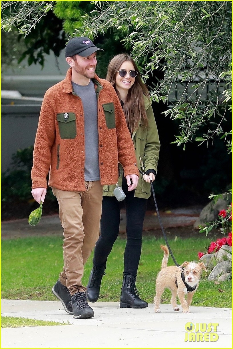 charlie mcdowell lily collins redford walk la 014453233