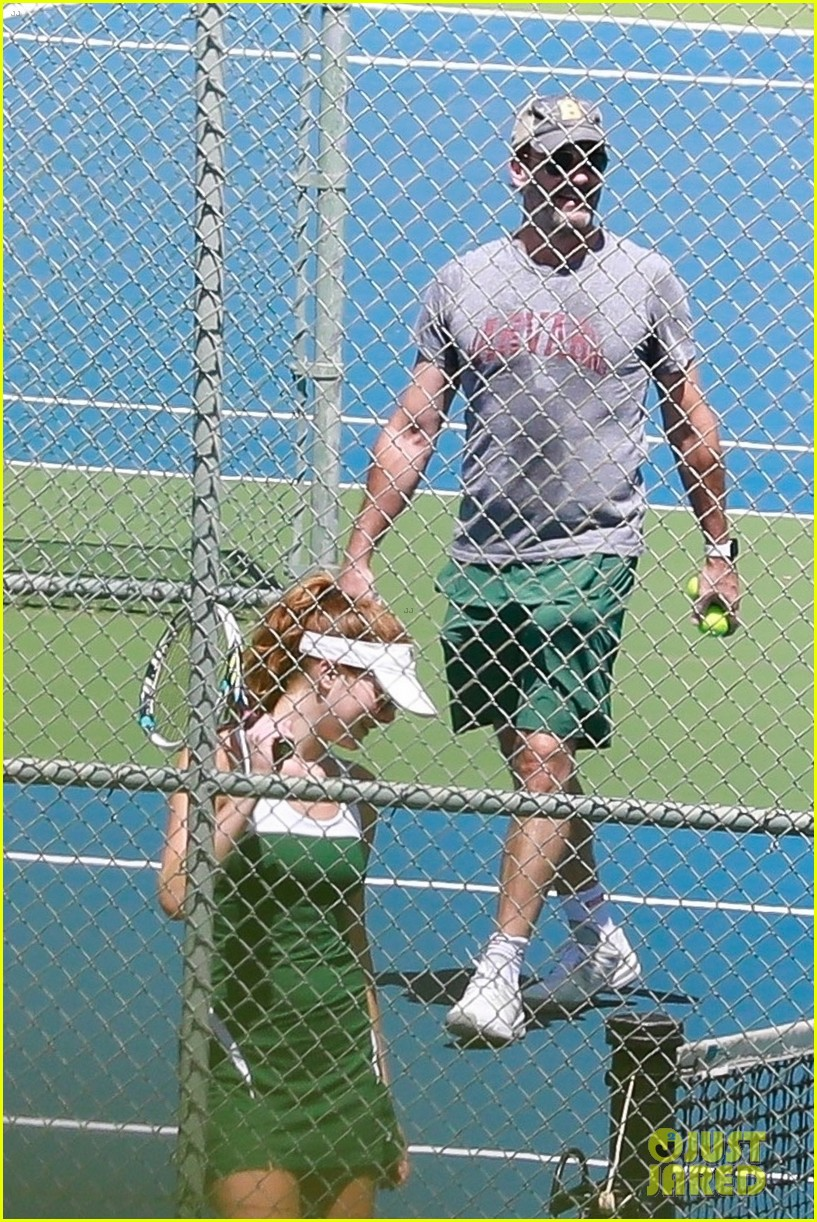 jon hamm tennis with anna osceola 054460276