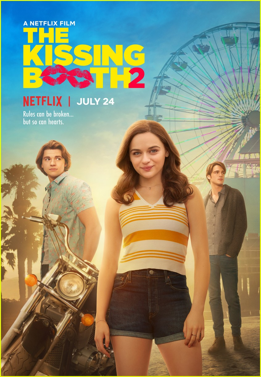 joey king the kissing booth 2 poster4460166