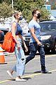 brie larson boyfriend elijah allan blitz trip to farmers market 07