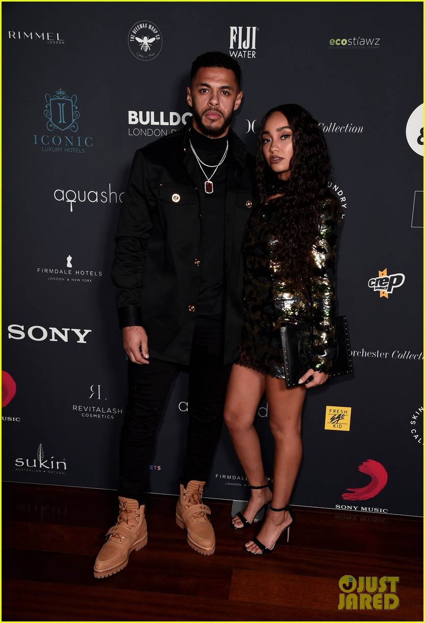 Andre Gray, Engaged, Leigh-Anne Pinnock ...