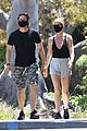 gwyneth paltrow walk with brad falchuk 05