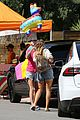 ruby rose bella thorne attend a drive by birthday party 29