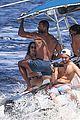 matt james tyler cameron shirtless boat day 09
