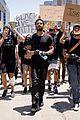 michael b jordan speech at black lives matter protest 13
