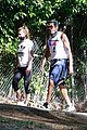ellen pompeo hike with husband chris ivery 01