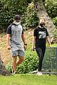 ellen pompeo giacomo gianniotti go for a hike 01